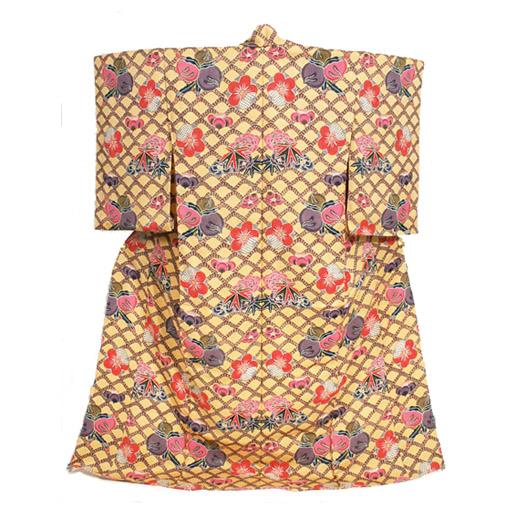 琉球びんがたの着物