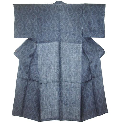 宮古上布の着物