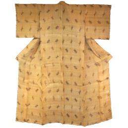芭蕉布の着物