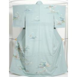 上野為二の着物